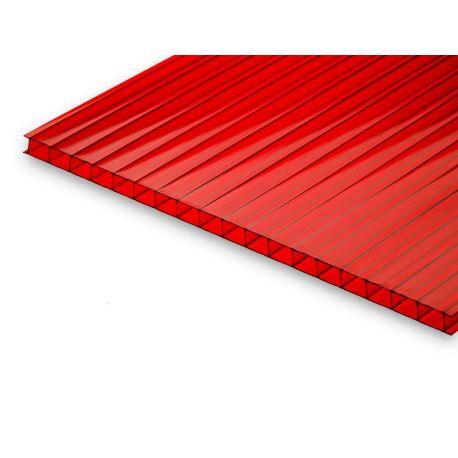 NOVATTRO панель многослойная из ПК Красный