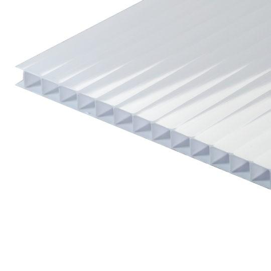 NOVATTRO панель многослойная из ПК Молочный