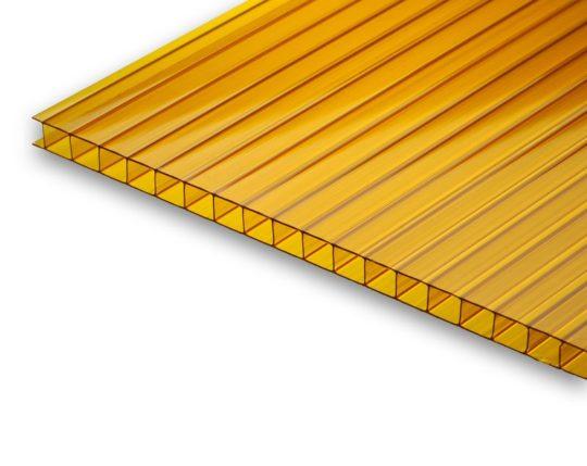 NOVATTRO панель многослойная из ПК Оранжевый