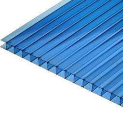 NOVATTRO панель многослойная из ПК Синий