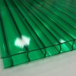 NOVATTRO панель многослойная из ПК Зеленый