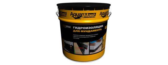 Мастика битумная AguaMast (18кг) (шт)