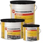 Мастика битумно-резиновая AguaMast (18кг) (шт)