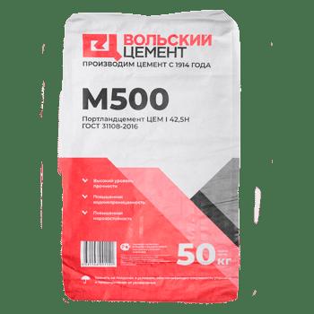 ЦЕМЕНТ Вольский  М500 (50 кг)